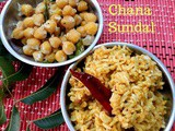 Pulihora | Tamarind Rice ~ Navratri Special Dishes – Day 1