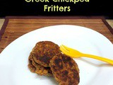 Revithokeftedes | Greek Chickpea Fritters