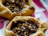 Chocolate Hazelnut Galette