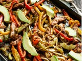 Sheet Pan Chicken Fajitas | Whole30, Paleo