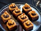 Truffle Brownie with Dulce de Leche and Caramelized Nuts / Брауни с Трюфелем, Дульче де Лече и Карамелизированными Орехами