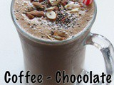 Coffee - Chocolate Meal Replacement Shake - Coffee Smoothie Recipe