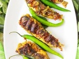 Grilled Fish Recipe (Kerala style-green chilli masala)