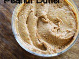Homemade Peanut Butter In 1 Minute - How To Make Peanut Butter In a Mixie/Mixer Grinder