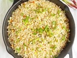 Vegetable Fried Rice Recipe , How To Make Fried Rice
