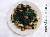 Curry di Patate Dolci e Spinaci (Sweet Potatoes and Spinach Curry)