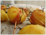 Involtini di Patate e Pancetta (Wrapped Potatoes)