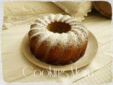 Lemon Poppy Seeds Bund Cake