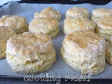 Scones al latte di Soia (Scones with Soy Milk)