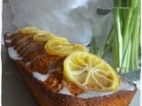 Torta al Limone con Semi di Papavero (Lemon Cake with Poppy Seeds)