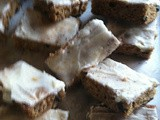 1940's Old-Fashioned Raisin Bars