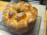2017 Natl. Festival of Breads champion Seeded Corn & Onion Bubble Loaf