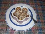 An international breakfast competition and my Baked Cran-Walnut Casserole from Kansas