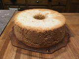 Angel Food Cake Fred Jarvis' 1930's era recipe