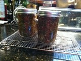 Bountiful Garden Produce = Sweet Pickle Relish