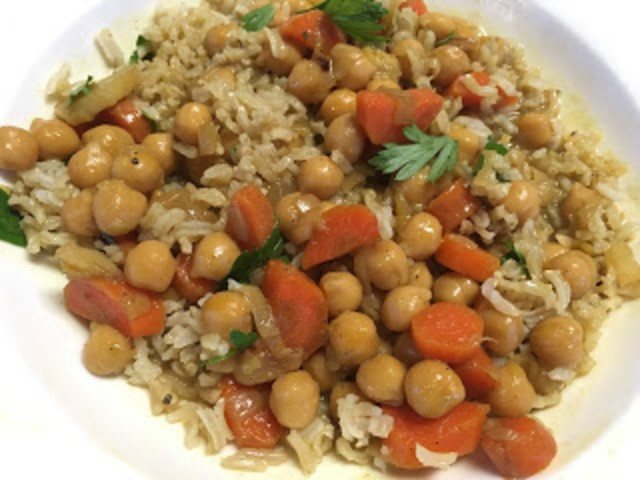 Very Good Recipes of Chickpea and Stew