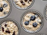 Christy Jordan's Any Time, Any Kind Oatmeal Refrigerator Muffins