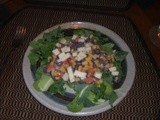 Complementary Proteins combine in . . . Black Bean & Corn Salad