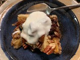 Dona's Old Fashioned Bread Pudding