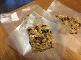 Fruit & Nut Granola Bars
