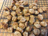 Grandma Kohler's Peppernuts with ground dates and nuts