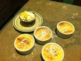 IIndividual Lemon Pudding Cakes — looking forward to spring
