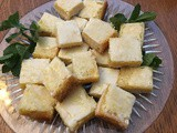 Kathy Coup's Scrumptious Lemon Bars . . . frosted not shaken