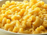 Kids in the Kitchen Stovetop Mac-n-Cheese