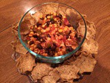 Mabel's Corn & Bean easy Dump Dip