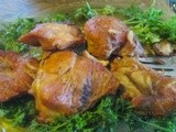 Meyer Lemon-Braised Chicken