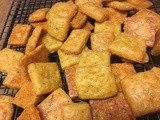 Mini Cheese Crackers Cheddar & Rosemary