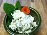 My take on Junior League Chicken Salad