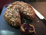 Seeded Soda Skillet Bread for St. Pat's Day