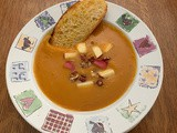 Toasted Pecan Butternut Squash Soup