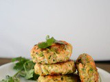 Asian fish cakes mini tortini di salmone