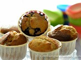 Muffin ai mirtilli – Blueberry Muffins
