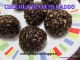 Chocolate Oats Ladoo