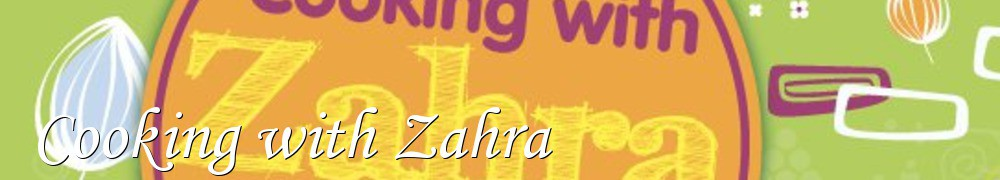 Very Good Recipes - Cooking with Zahra