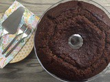 Chocolate Marble Cake