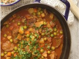 One Pot Pea Stew