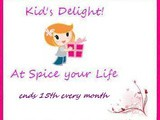 Kids Delight -Snacks for Toddlers