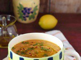 Mercimek Corbasi | Turkish Red Lentil Soup