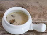 Cream of Mushroom Soup (Pressure cooker or not)