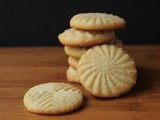 Shortbread Cookies - vegan and kosher
