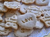 Eggless Sugar Cookies | Christmas Recipes 2014