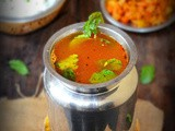 Pudina rasam / mint rasam - mint leaves recipes