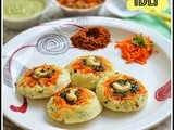 Rava idli recipe / semolina idli / suji ki idli ~ instant breakfast option