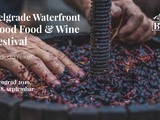 Prvi belgrade waterfront good food & wine festival