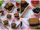Chocolate Brownies - no oil no butter
