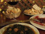 Andalucia; olives, cured ham and Moorish influences all over